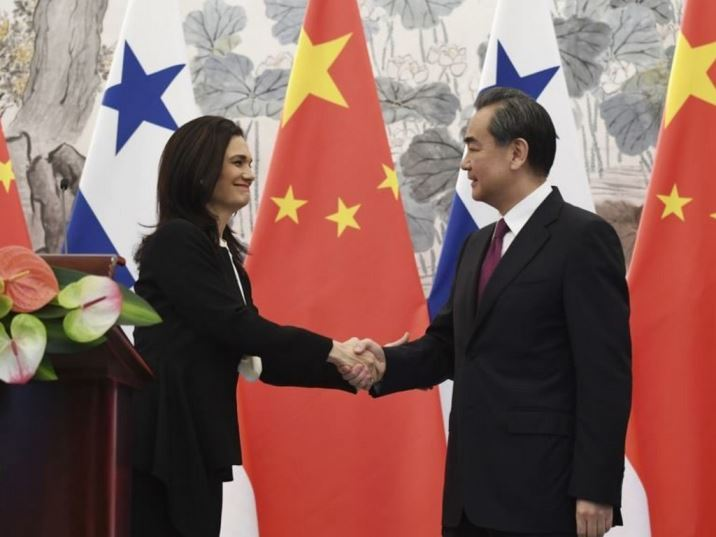 New Panama Connection with China
