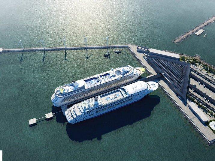 New Panama Pacific Cruise Ship Port